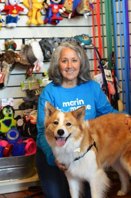 Our on-campus Novato pet store, Animal Outfitters.