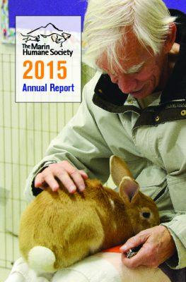Marin Humane Society Annual Report