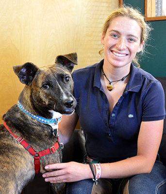 Adopting a Dog @ Marin Humane Conference Room