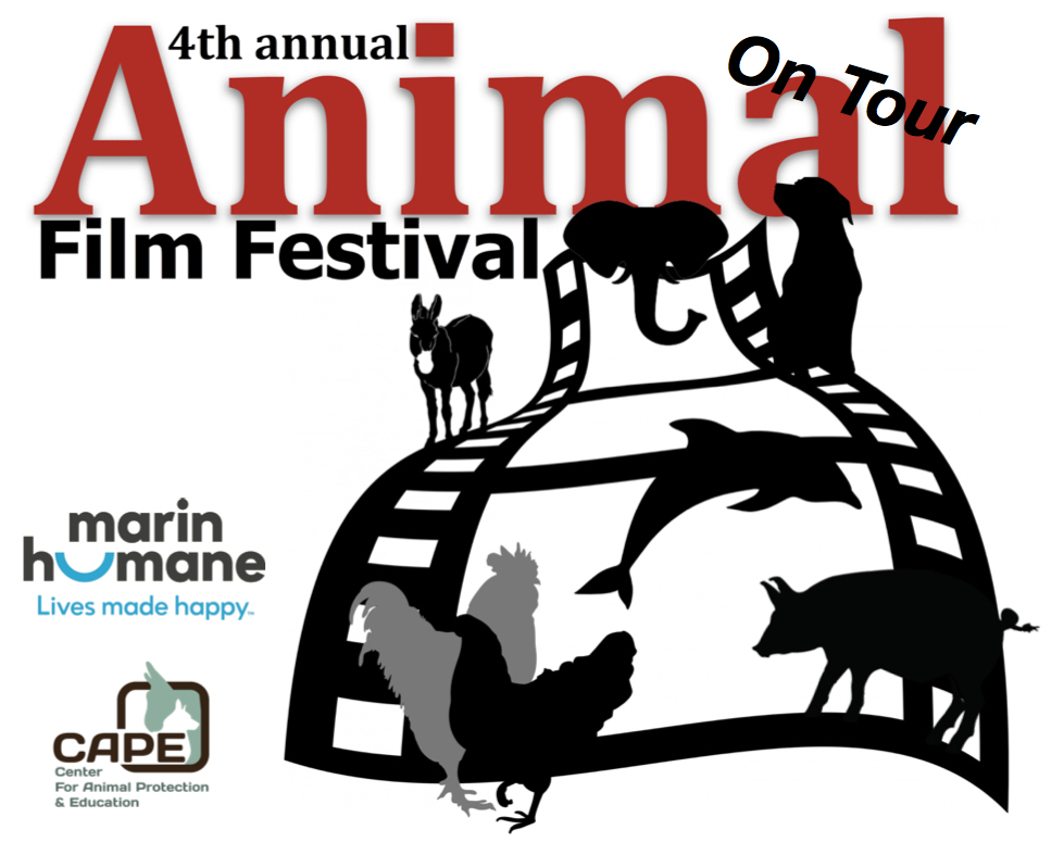 4th Animal Film Festival @ Marin Humane