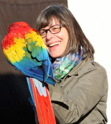 Dr. Susan G. Friedman: Living & Learning with Animals @ Marin Humane