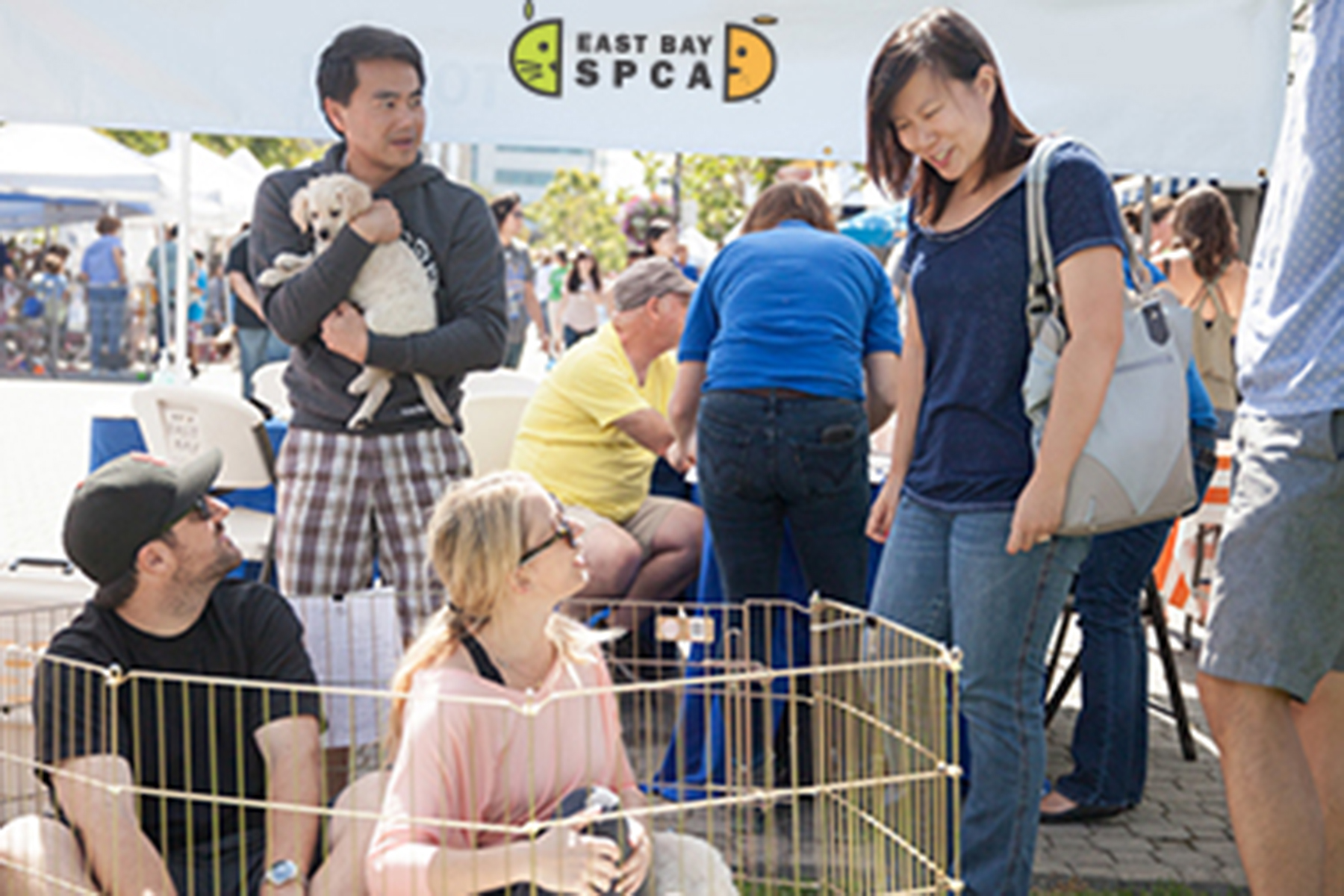 East Bay SPCA Adopt-a-thon @ Jack London Square
