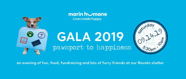 Gala 2019 @ Marin Humane, Novato Campus