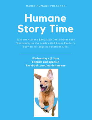 Virtual Humane Story Time @ Online
