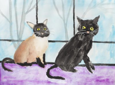It's Raining Cats & Dogs: A Collaborative Art Exhibition @ Artist Within: A Cedars Gallery